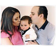 Agushi family (3) Poster