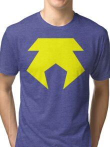 Metal Bending Police Tri-blend T-Shirt