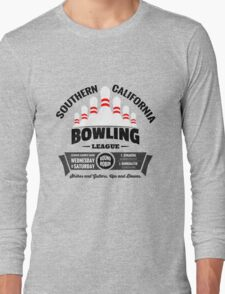 Southern California Bowling League Long Sleeve T-Shirt