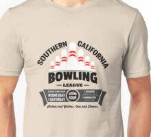 Southern California Bowling League Unisex T-Shirt