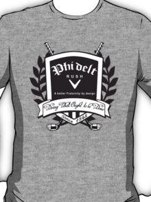 Phi Delta Theta Rush Shirt T-Shirt