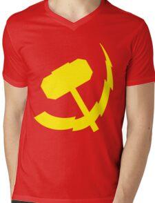 el Sick Hammer Mens V-Neck T-Shirt