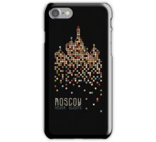 Moscow Never Sleeps iPhone Case/Skin