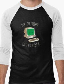 My Memory Is Terrible Men's Baseball ¾ T-Shirt