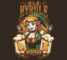 Old Hyrule Tavern by WinterArtwork
