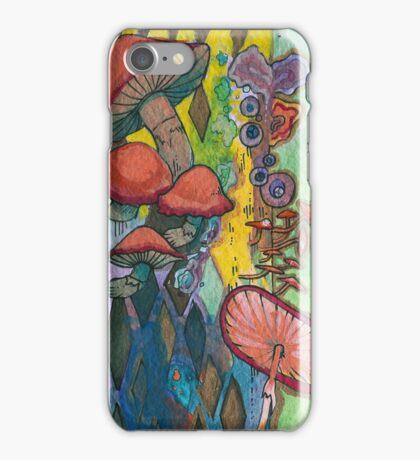 Fun-gi iPhone Case/Skin