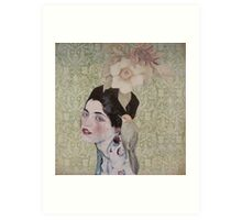 A Whiter Shade of Pale Art Print