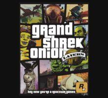Grand Shrek Onion | Unisex T-Shirt