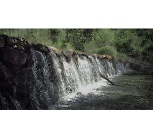Ridley Park Falls Photographic Print
