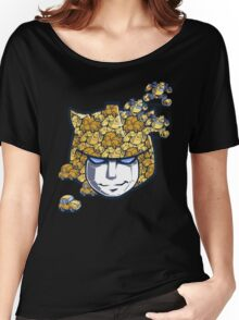 Bumble Tessellation Women's Relaxed Fit T-Shirt