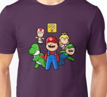 Mario World Unisex T-Shirt