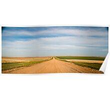 Farmland South Dakota Poster