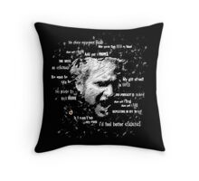Alice in Chains: Nutshell Throw Pillow