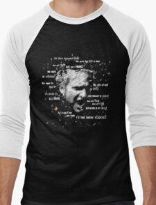 Alice in Chains: Nutshell Men's Baseball ¾ T-Shirt