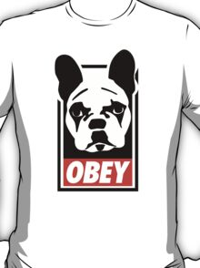 Obey The French T-Shirt