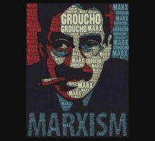 Groucho - Marxism - Marx Brothers by Slave UK