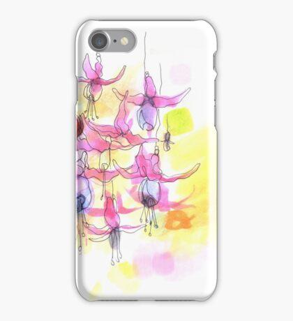 Fuchsia Hybrida  iPhone Case/Skin