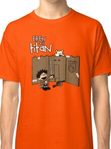 Attack on Calvin Classic T-Shirt