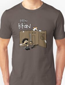 Attack on Calvin Unisex T-Shirt