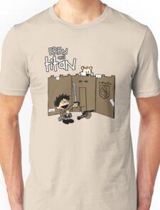 Attack on Calvin Unisex T-Shirt