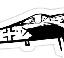 Fw 190 D-9 Sticker