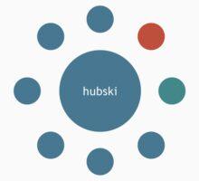 Larger Logo - Hubski Shirt/Hoodie by Hubski
