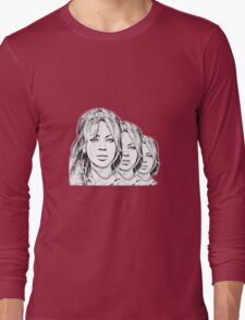 Beyonce Reflection Long Sleeve T-Shirt