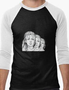 Beyonce Reflection Men's Baseball ¾ T-Shirt