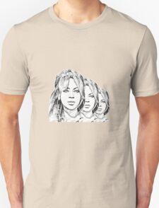 Beyonce Reflection Unisex T-Shirt