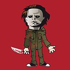 Michael from Halloween by Marco D. Carrillo