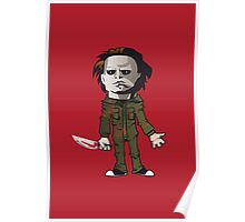 Michael from Halloween Poster