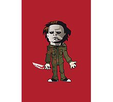 Michael from Halloween Photographic Print