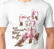BunnyMan Bridge  Unisex T-Shirt