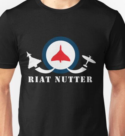 RIAT NUTTER Unisex T-Shirt