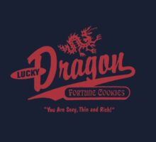 Lucky Dragon Fortune Cookie by LH-Designs