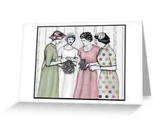 Her day to shine Greeting Card