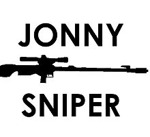 Enter Shikari Jonny Sniper by TheShikari