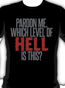 Which Level of Hell is This? T-Shirt