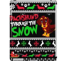 Dog Snow Christmas iPad Case/Skin