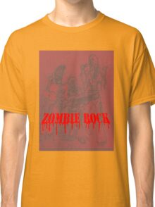 zombie rock band Classic T-Shirt