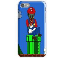 Infected Plumber  iPhone Case/Skin