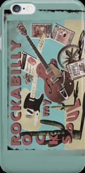 'ROCKABILLY ROCKS MY SOUL' by Matterotica