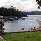 Port Arthur - Carnarvon Bay by Timothy John Keegan