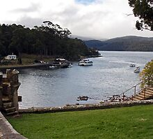 Port Arthur - Carnarvon Bay by Timothy John Keegan