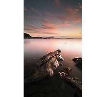 Seil Island Sunset Photographic Print