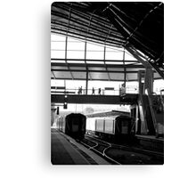 Melbourne station  Canvas Print
