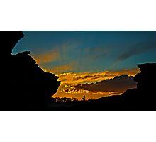 Nambucca Rays Photographic Print