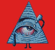 Illuminati Eye  by BossClothing