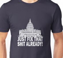 We The People Are Tired Of Your Crap Unisex T-Shirt