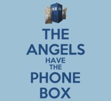 The Angels Have The Phone Box (Color Version) Kids Clothes